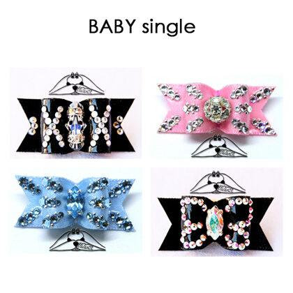 BABY single bows