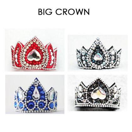 BIG CROWN bows