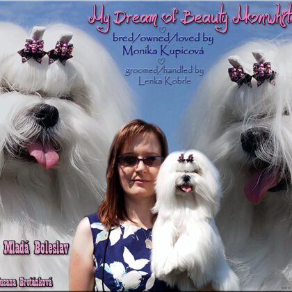 My Dream of Beauty Monwhite Star