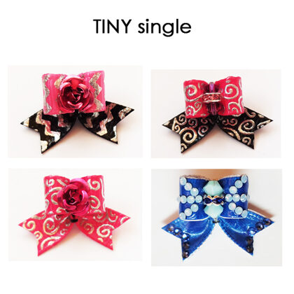 TINY single bows
